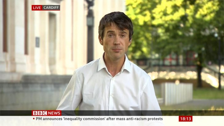 Hywel Griffith - BBC News Wales Correspondent (2)