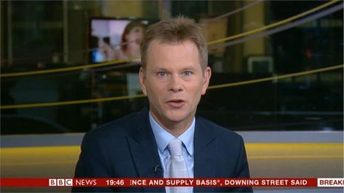 James Pearce - BBC Sport Presenter (2)