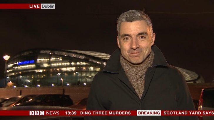 Joe Wilson - BBC Sport Reporter (1)
