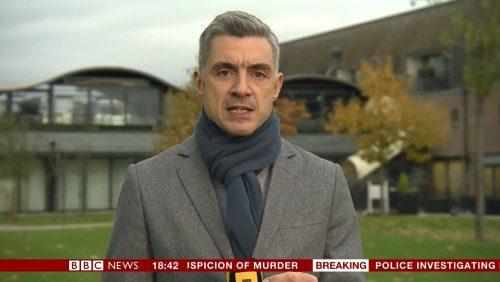 Joe Wilson - BBC Sport Reporter (2)