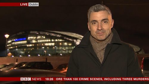 Joe Wilson - BBC Sport Reporter (6)