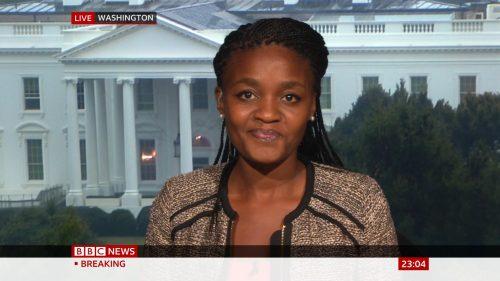 Lebo Diseko - BBC