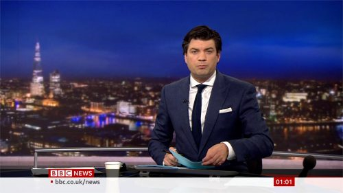 Lewis Vaughan Jones on BBC World News (1)