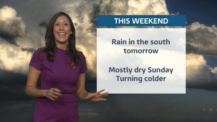 Manali Lukha - ITV Weather Presenter