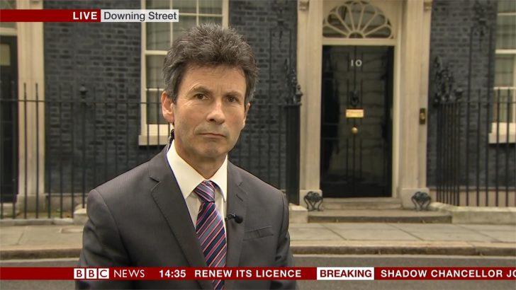Mark Devenport - BBC News Reporter (1)