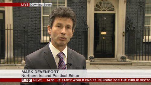 Mark Devenport - BBC News Reporter (2)