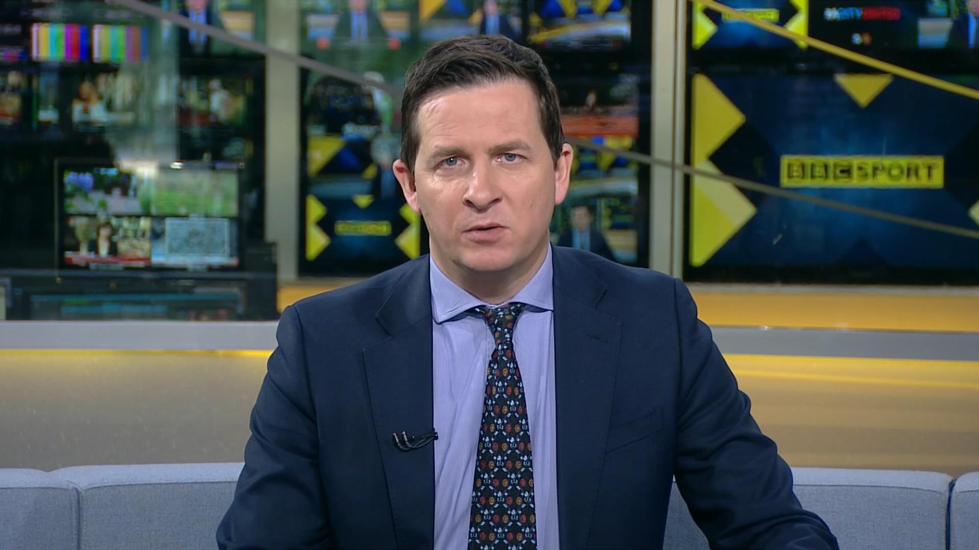 Olly Foster - BBC Sport Presenter (1)