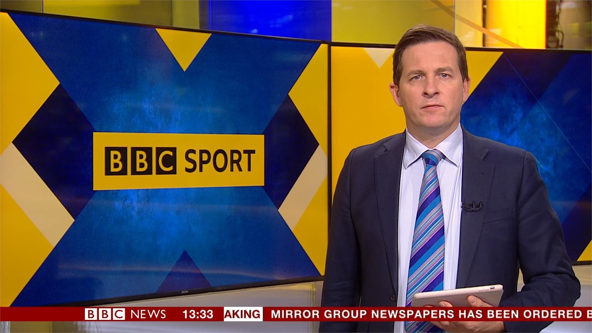 Olly Foster - BBC Sport Presenter (10)