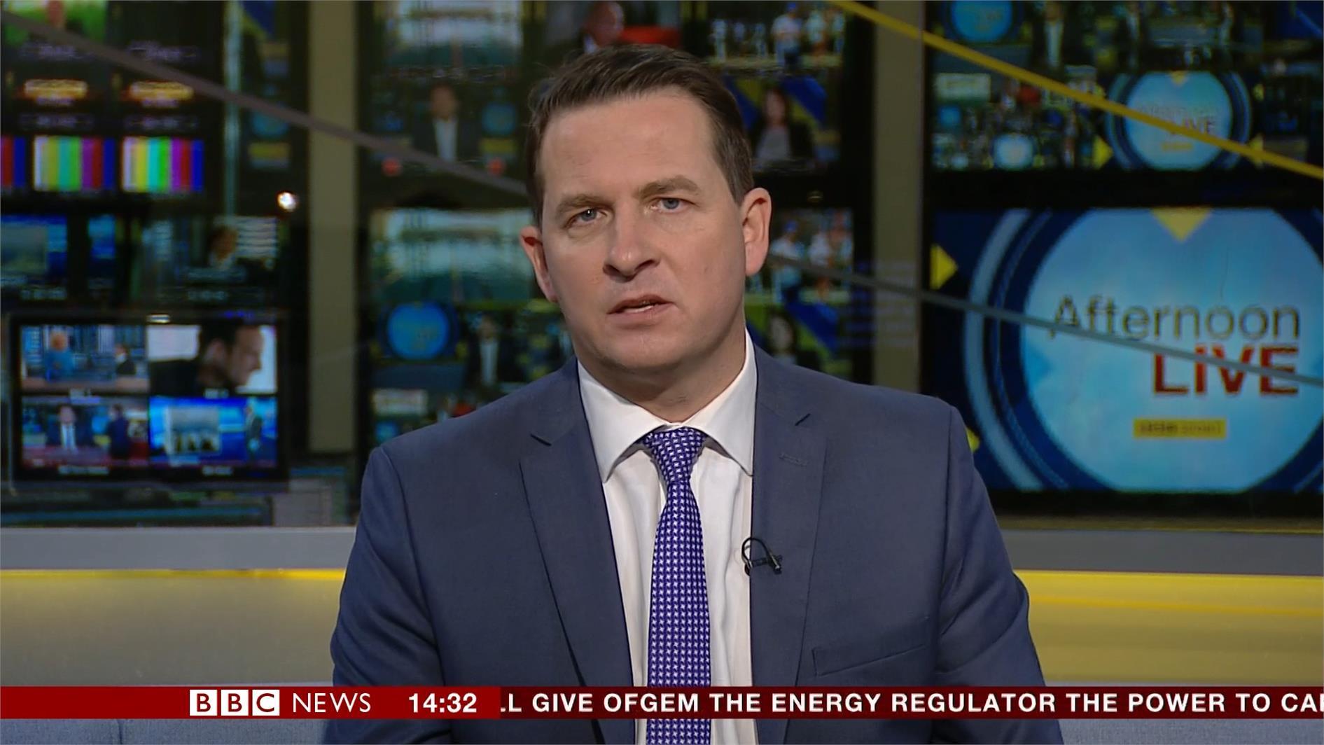 Olly Foster - BBC Sport Presenter (3)