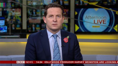 Olly Foster - BBC Sport Presenter (5)