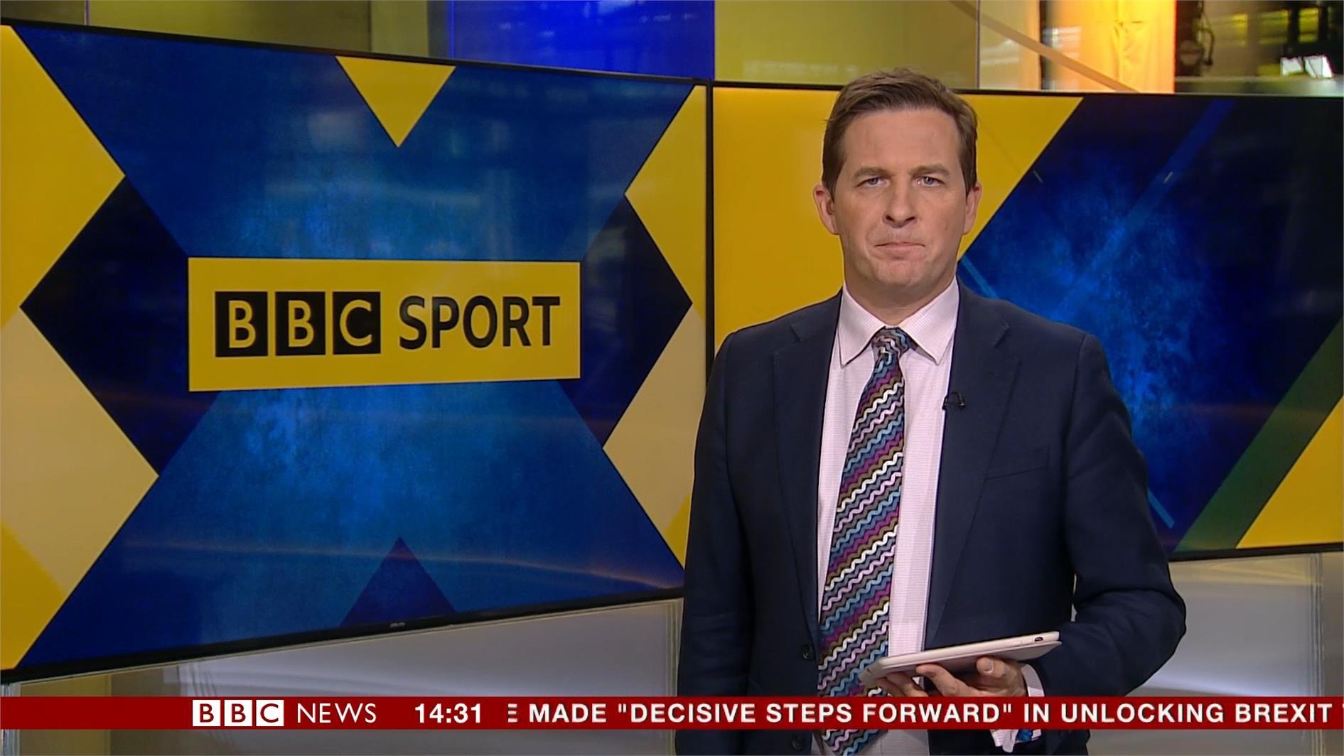Olly Foster - BBC Sport Presenter (6)
