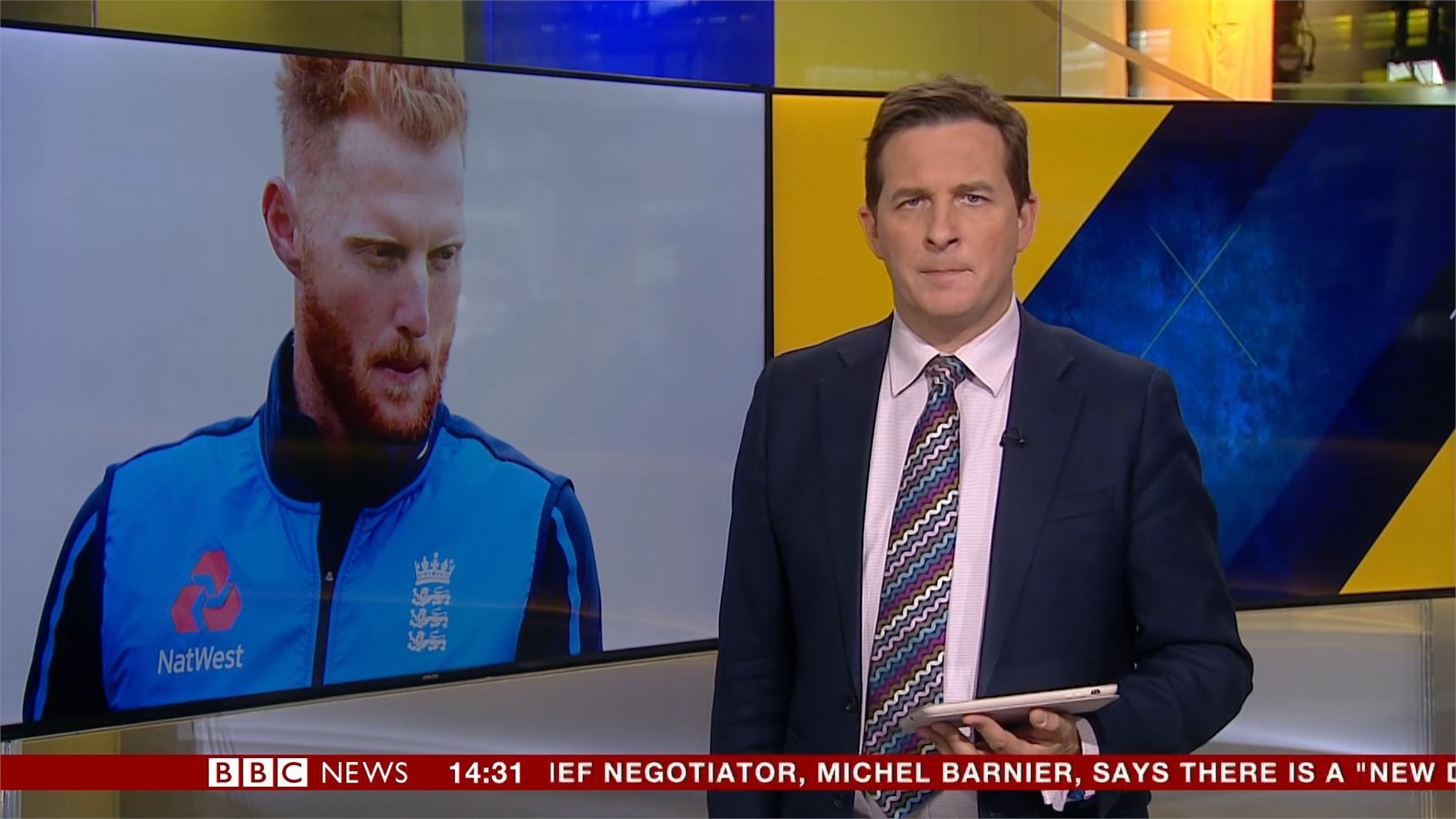 Olly Foster - BBC Sport Presenter (7)