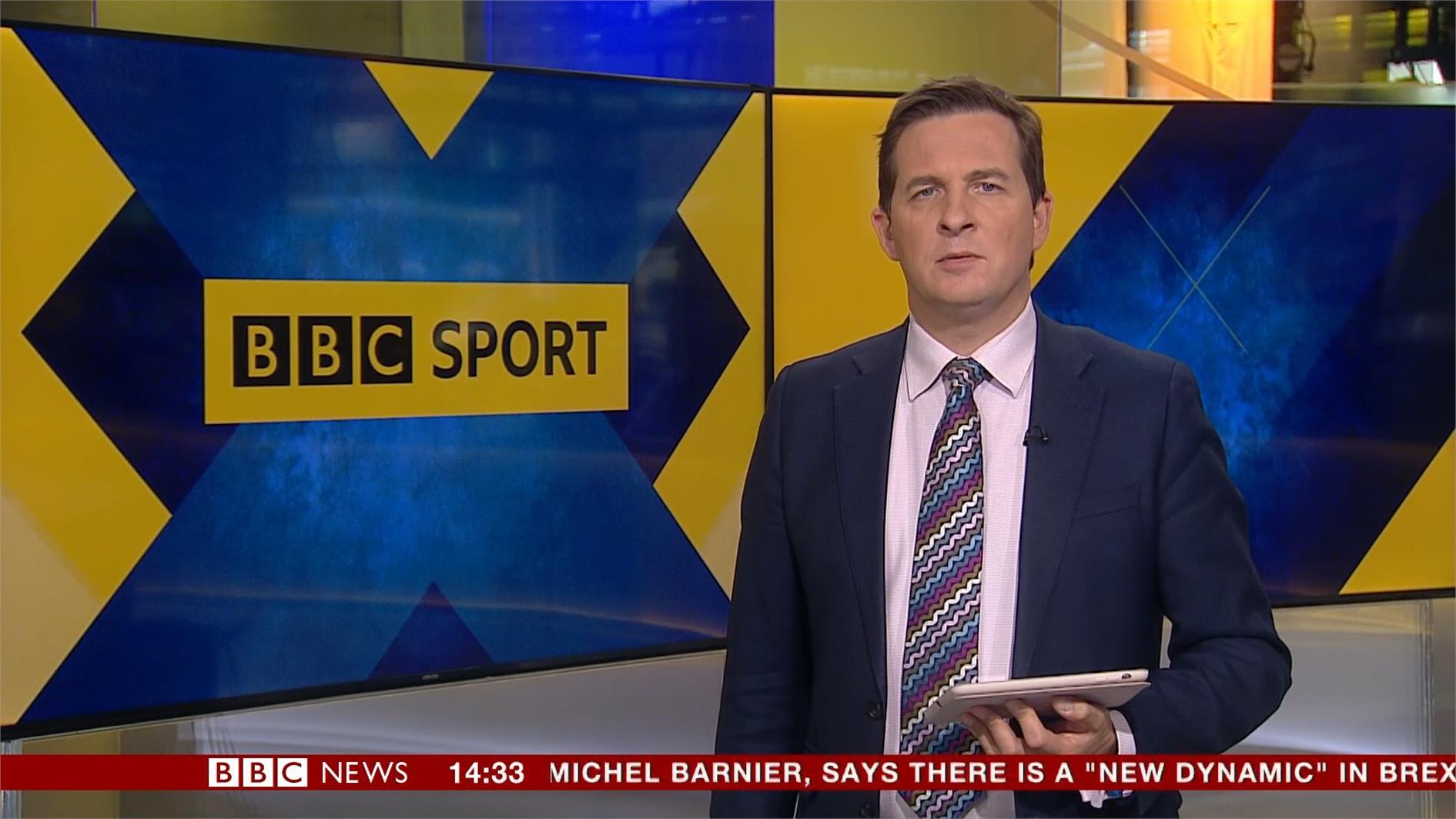 Olly Foster - BBC Sport Presenter (8)
