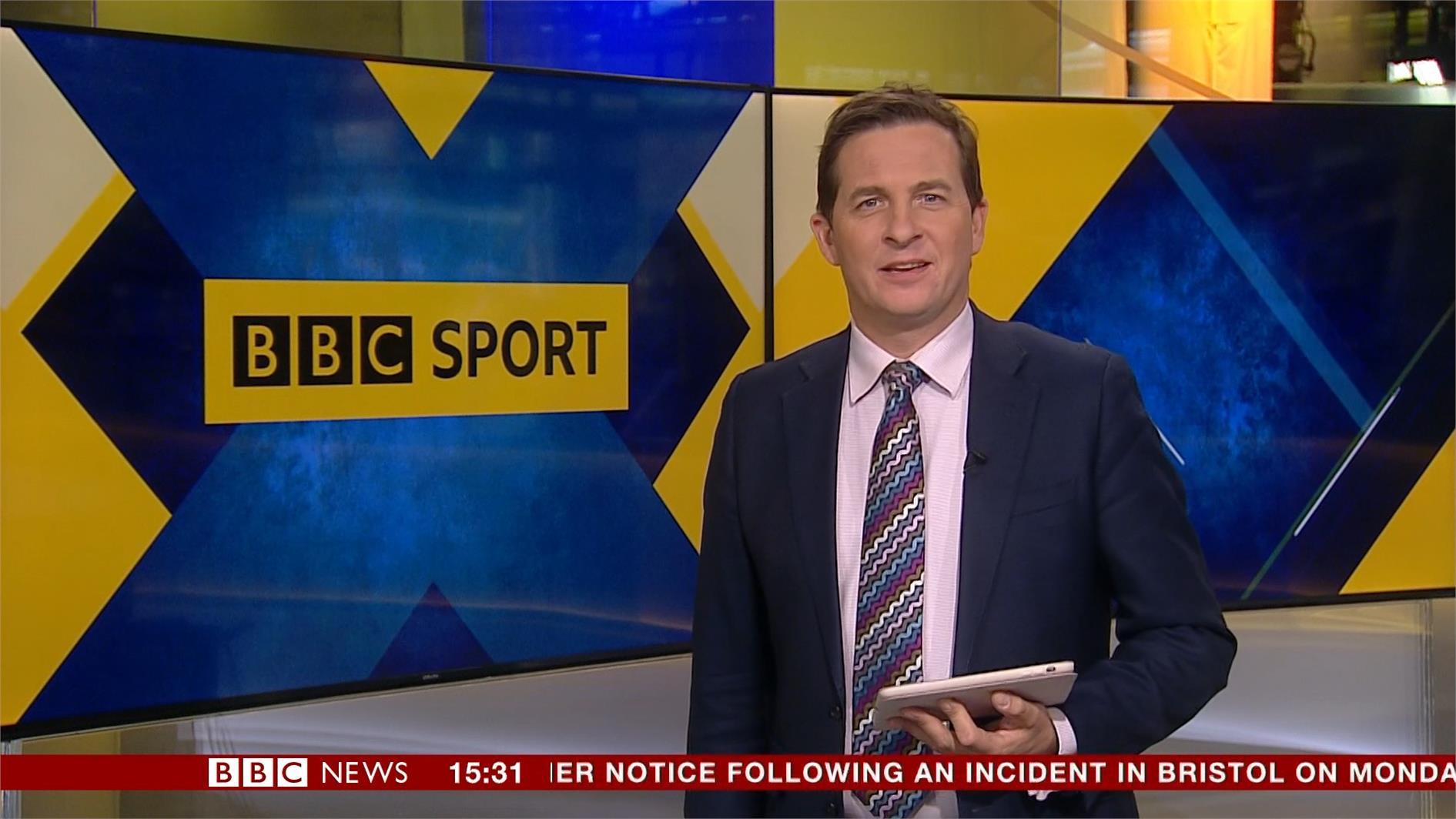 Olly Foster - BBC Sport Presenter (9)