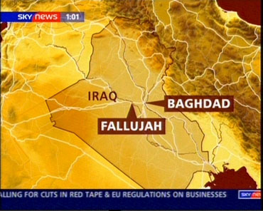 War in Iraq – News Coverage