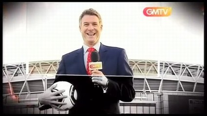 Dan Lobb Joins – GMTV Promo