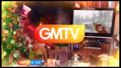GMTV Christmas Presentation 2009