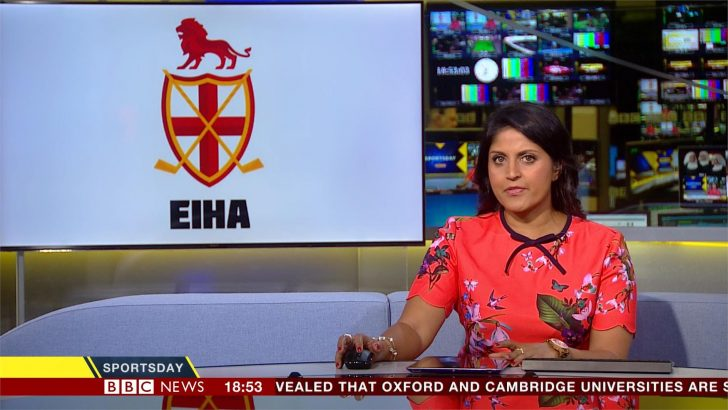 Karthi Gnanasegaram - BBC Sport Presenter