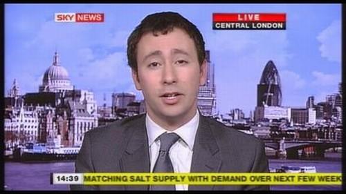 Mark Kleinman Sky News Correspondent (2)
