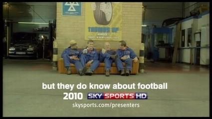 Football – Sky Sports Promo 2010