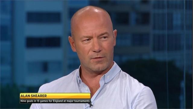 Alan Shearer - BBC Sport World Cup 2014 (4)