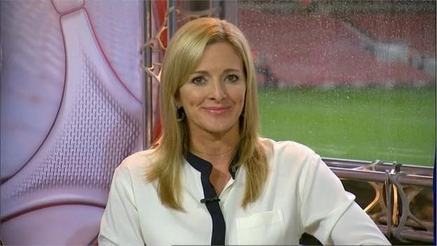 Gabby Logan - BBC Sport (1)