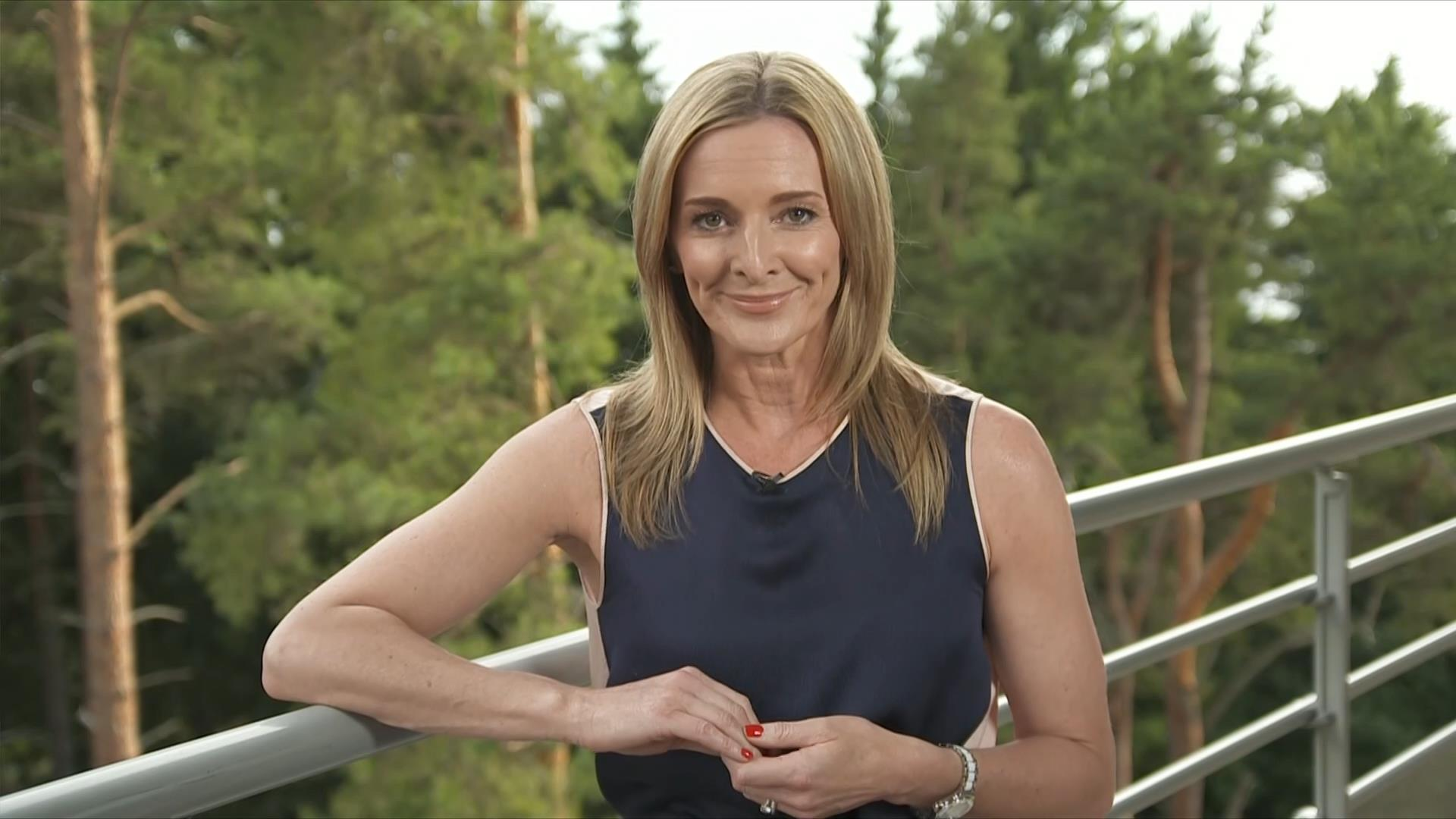 Gabby Logan - BBC World Cup 2018 (1)