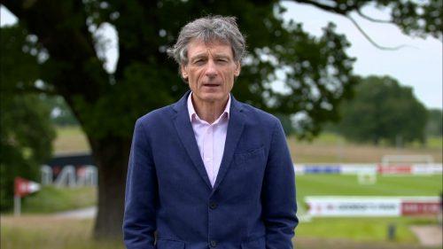 Gabriel Clarke ITV