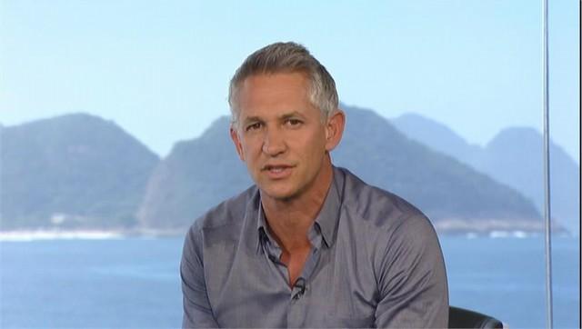 Gary Lineker - BBC Sport - World Cup 2014 (7)