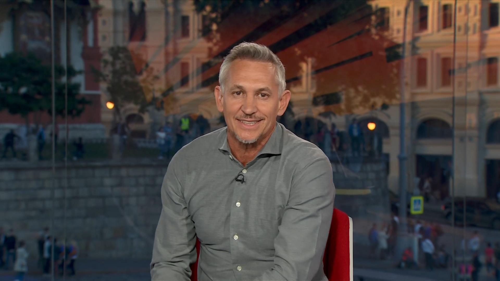 Gary Lineker - BBC World Cup 2018 (1)