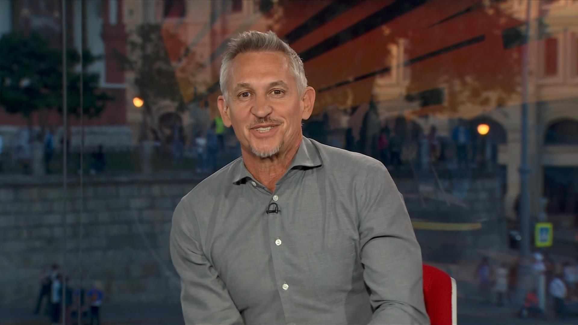 Gary Lineker - BBC World Cup 2018 (2)