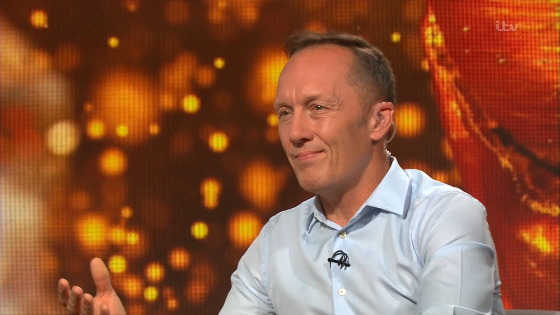 Lee Dixon - World Cup 2018