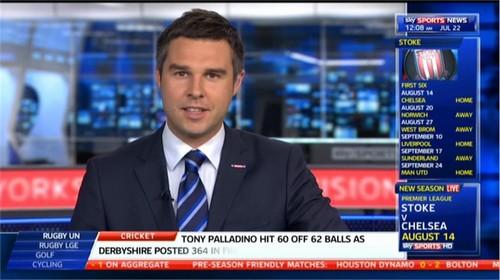 Pete Graves - Sky Sports News Presenter (5)