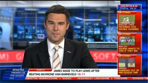 Pete Graves - Sky Sports News Presenter (6)