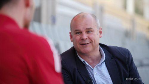 Steve Wilson - BBC Sport