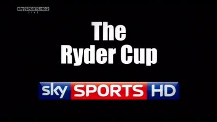 Sky Sports Golf Promo - Your Ryder Cup Team 2010 (21)