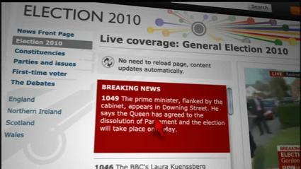 BBC Election Online – Promo