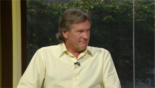 Glenn Hoddle - ITV Football - World Cup 2014 (1)