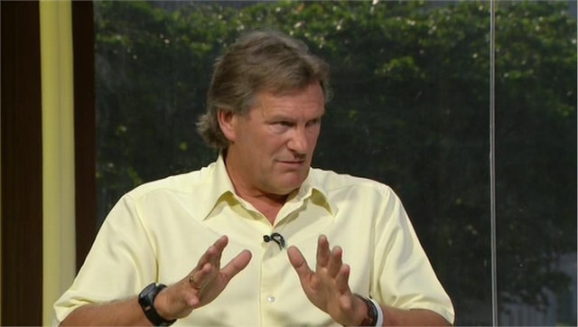 Glenn Hoddle - ITV Football - World Cup 2014 (2)