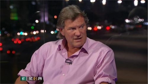 Glenn Hoddle - ITV Football - World Cup 2014 (3)