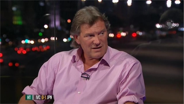 Glenn Hoddle - ITV Football - World Cup 2014 (3)