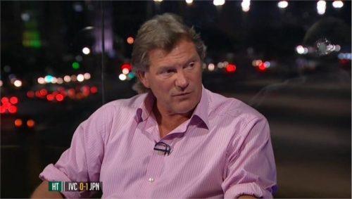 Glenn Hoddle - ITV Football - World Cup 2014 (4)