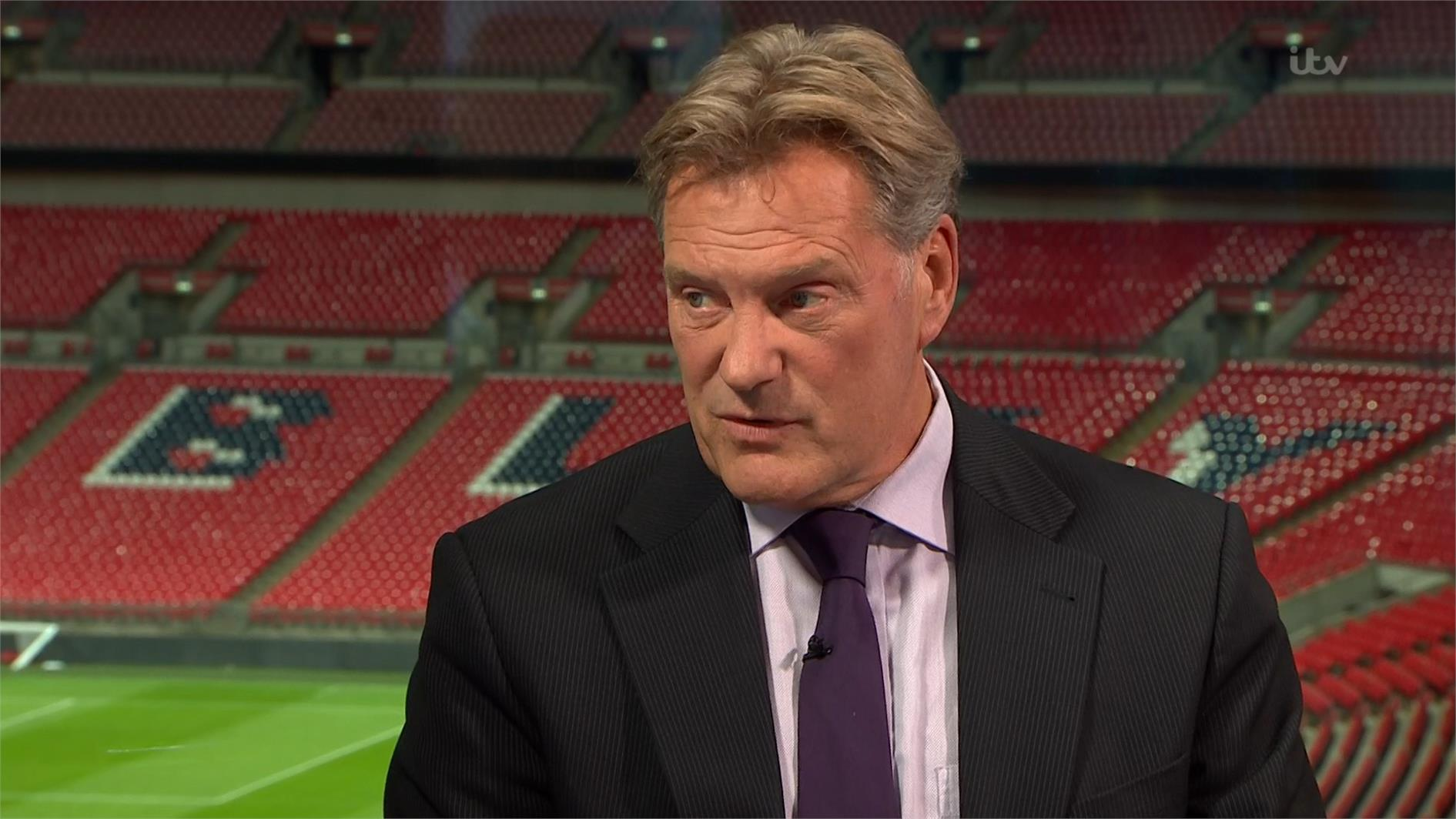 Glenn Hoddle - ITV Football