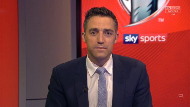 Graham Little - Sky Sports Football (1)