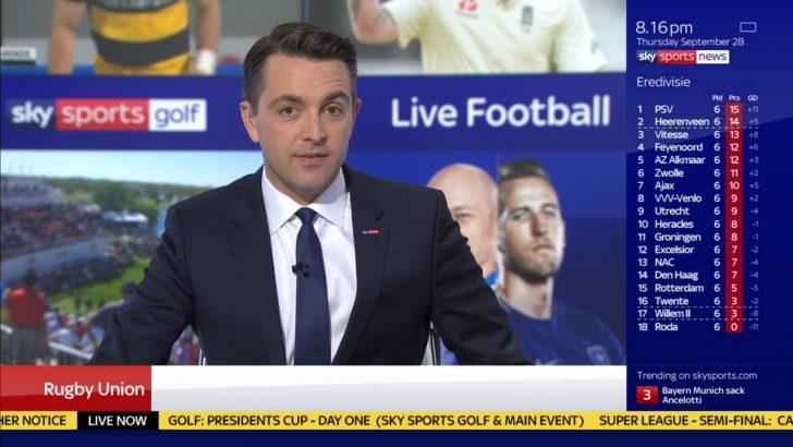 Julian Warren - Sky Sports News Presenter (1)