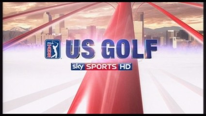 PGA Tour 2010 – Sky Sports Presentation