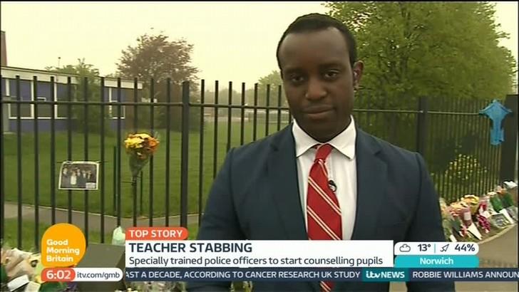 Gamal Fahnbulleh on ITV Good Morning Britain (2)