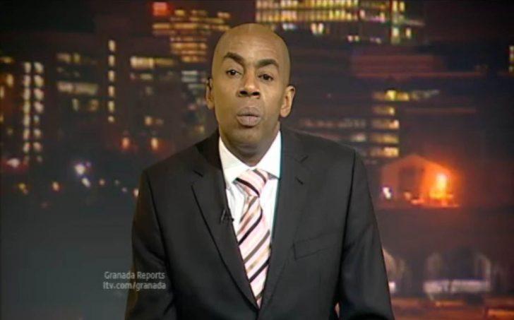 ITV Granada Reports presenter Tony Morris dies at 57