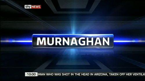 Murnaghan – Sky News Presentation 2011