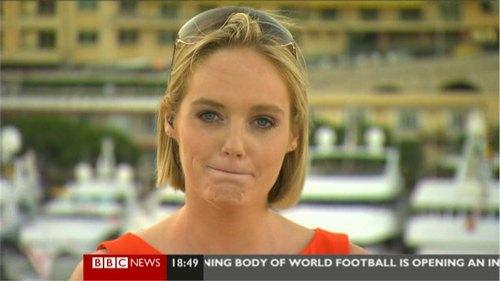 Amanda Davies - BBC News BBC Sport (5)